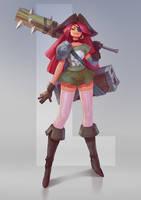 Piratka by Lagunaya
