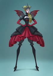 Vampire Baroness by Lagunaya