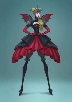 Vampire Baroness