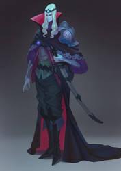 Vampire Lord by Lagunaya