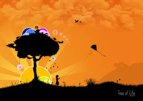 Tree of Life by uncle-pump
