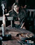 She May Be A Barbarian ..