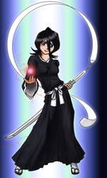 Rukia Kuchiki by Saidryian