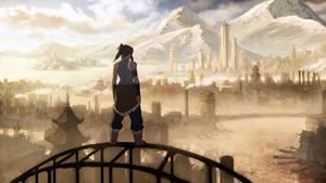 Avatar Legend of Korra HD WP
