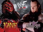Kane and Undertaker Wallpaper - Classic