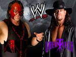 Kane and Undertaker Wallpaper - Modern