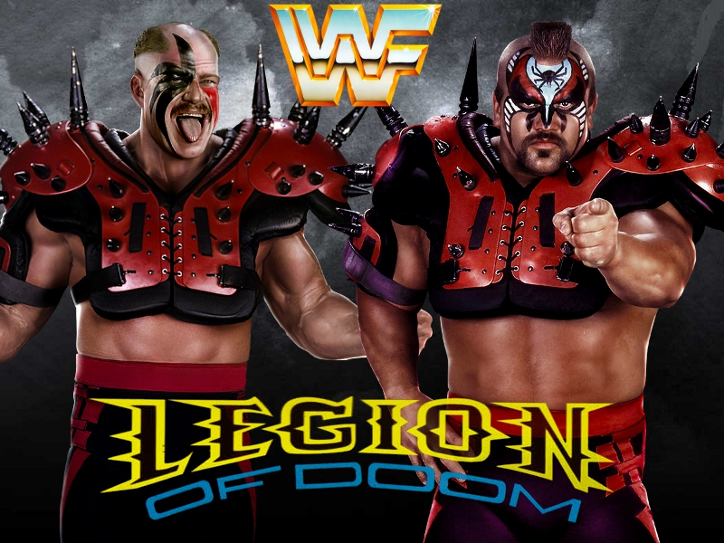 Legion Of Doom Wwf