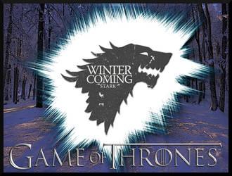 Game of Thrones - House Stark by deviantfafnir
