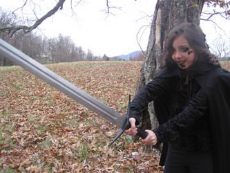 Shield Maiden 3 by ThePaladinofShadows