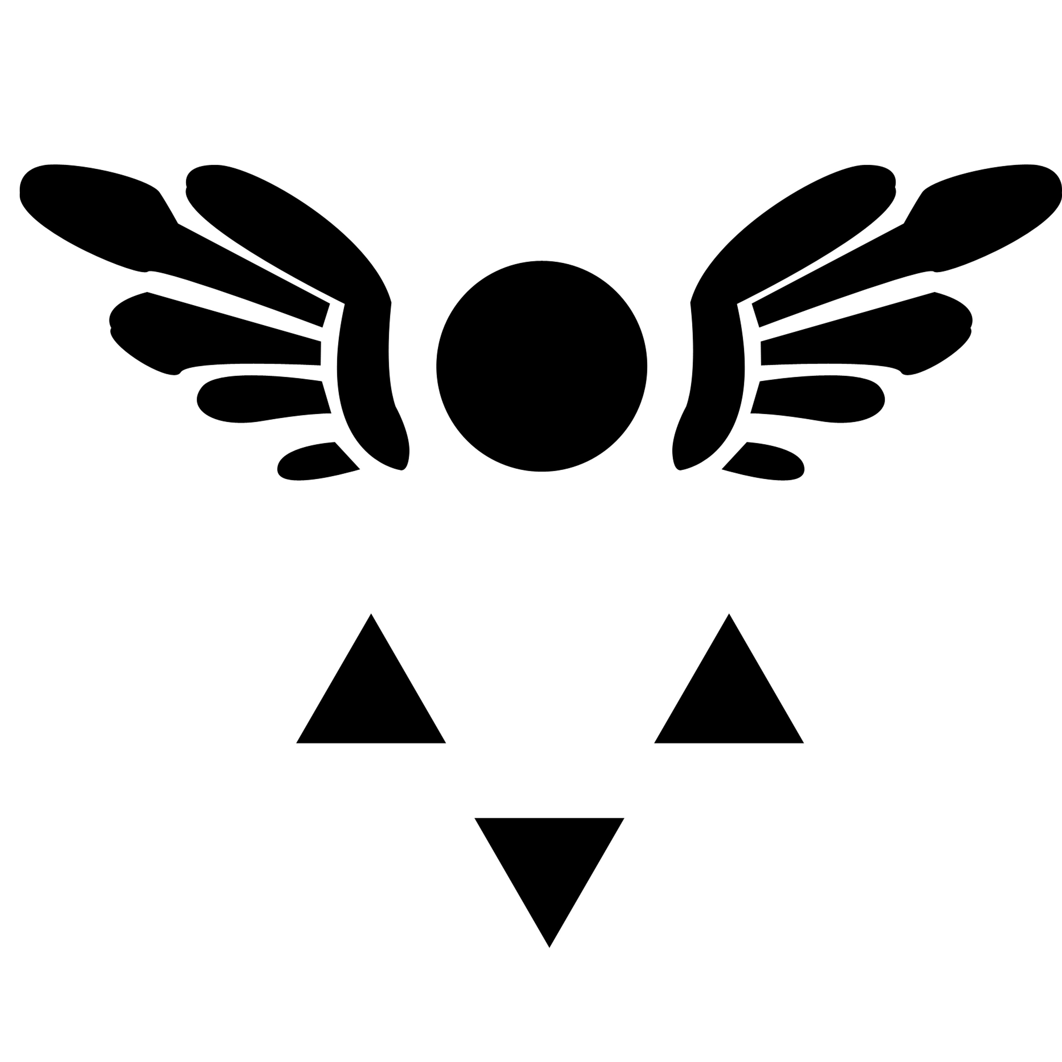 Undertale Series Symbol Delta Rune By Highpoweredart On Deviantart