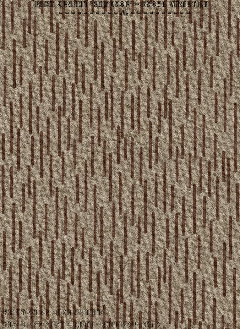 ddrnva strichtarnmuster raindrop pattern v2 by thorwedd