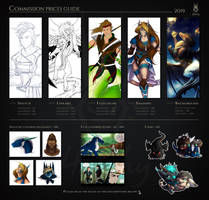 Commish Sheet - 2019 by Hatchy-Bridy