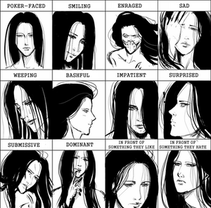 Pixiv Expression Meme- Karasu