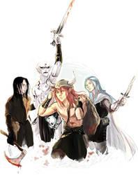 Team Masho- As vikings