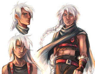 Aqulas [Battle B-Daman Fire Spirits) by nolawforthedamned