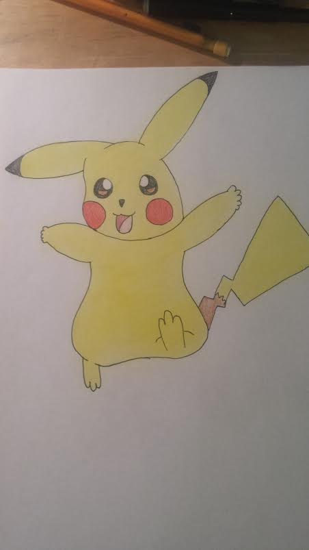 Pika pika! by Link0227