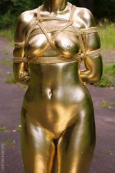 Golden bound III by thedark-side