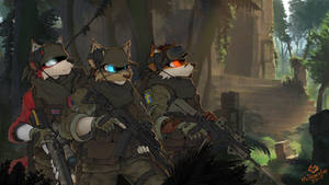 YCH Jungle squad