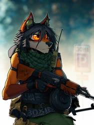 05.15 Selfmade soldier (2021 Remake)