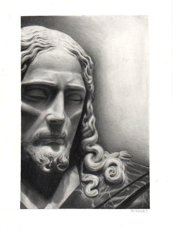 jesus drawing by lowlife619 on deviantart. Black Bedroom Furniture Sets. Home Design Ideas
