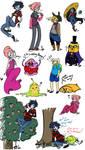 Adventure Time Sketch Dump 2