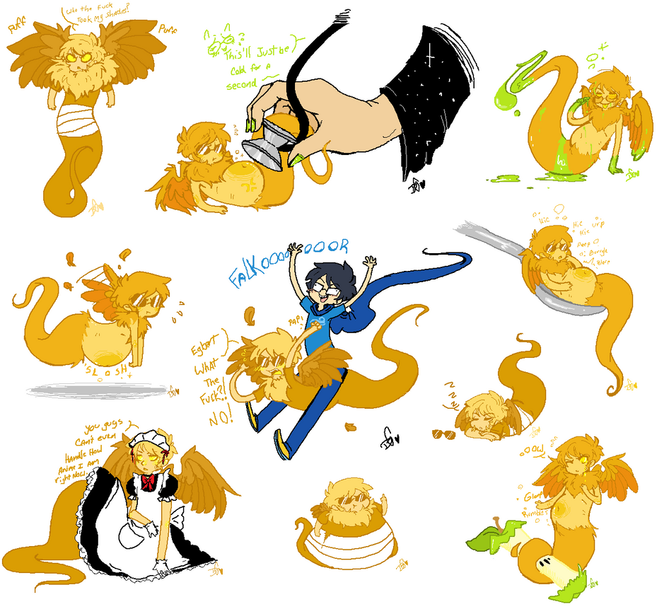 Mspaint Davesprite Doodles By Squidbiscuit On Deviantart
