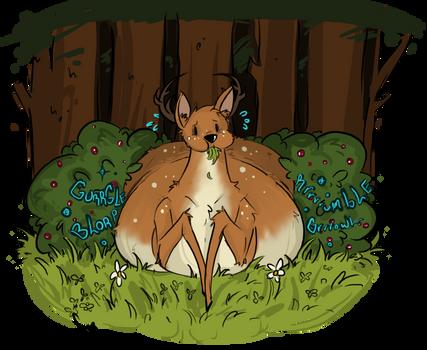 Fatty Deer