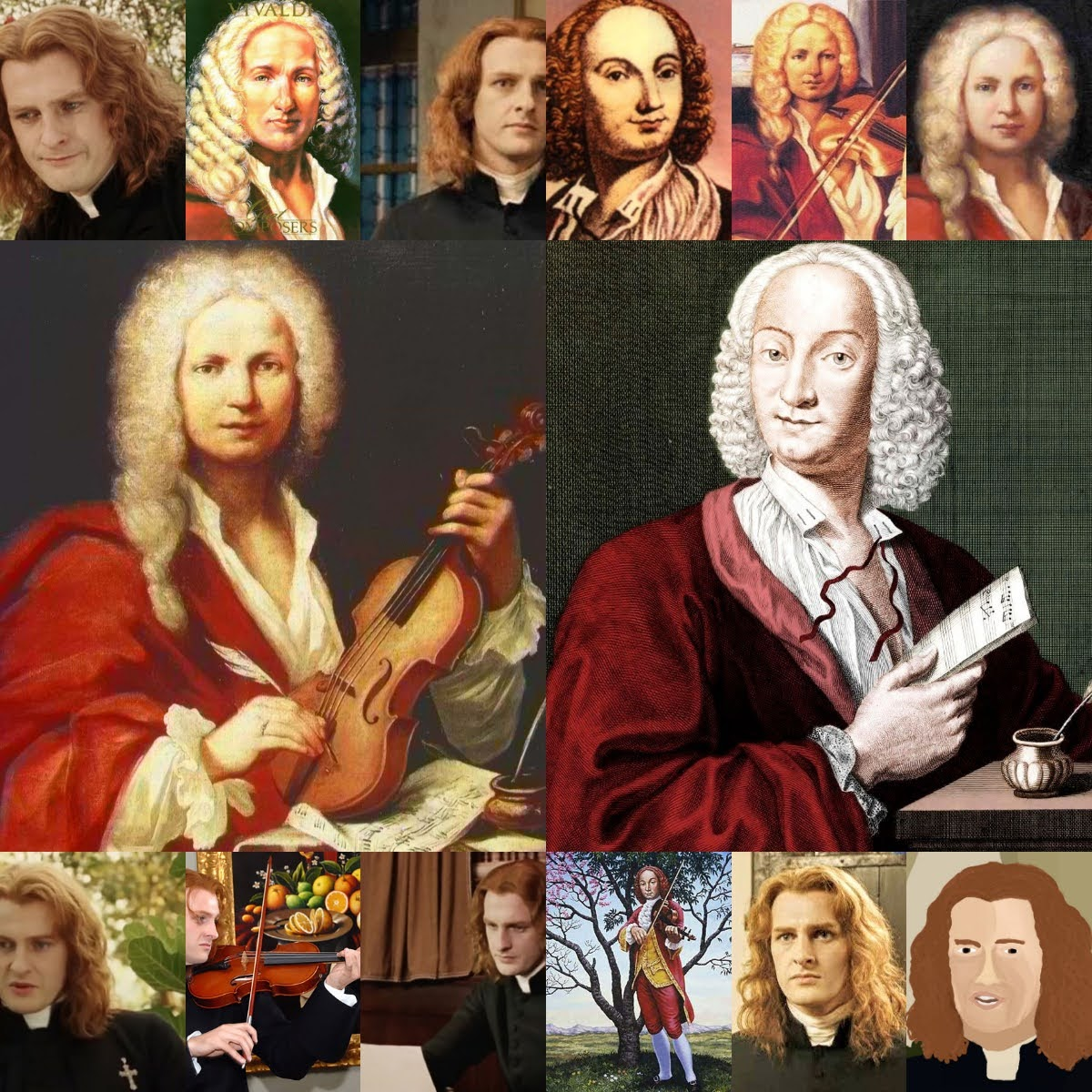 Vivaldi Red Priest