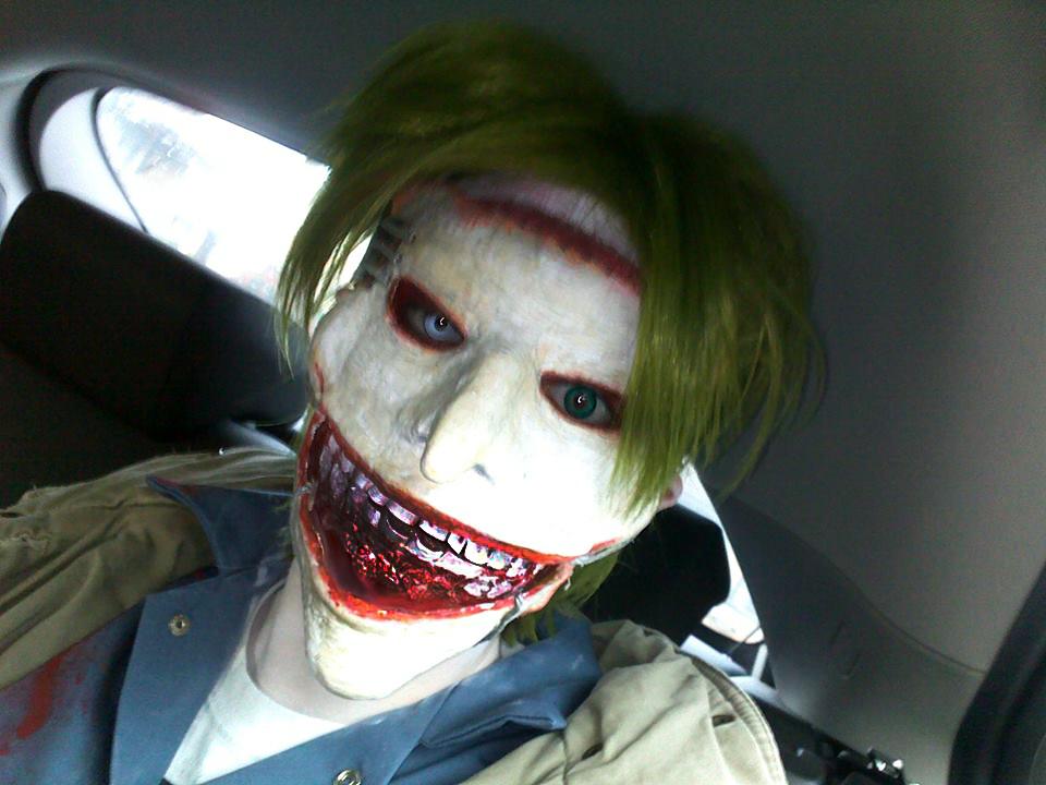New 52 Joker makeup by Becky-channn on DeviantArt