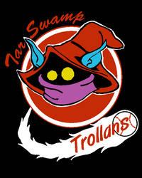 Tar Swamp Trollans by MightyRain