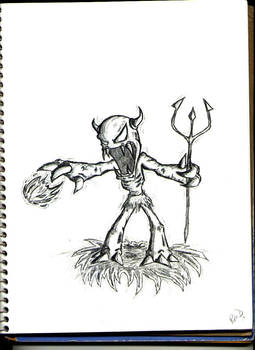 Firey Demon