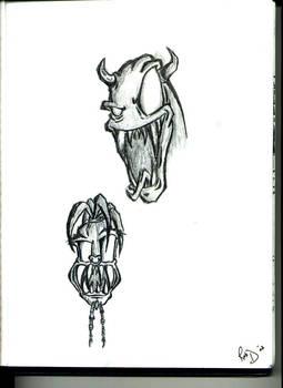 Doodles of Evil