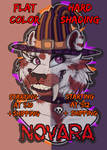 HALLOWEEN THEMED BADGE COMMISSIONS - OPEN by Ember-Emerald