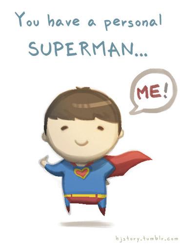 персональный супермен