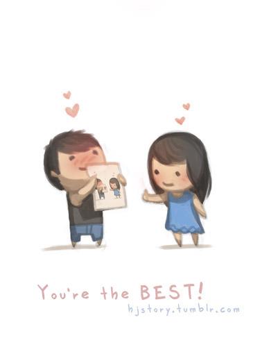 ты лучшая