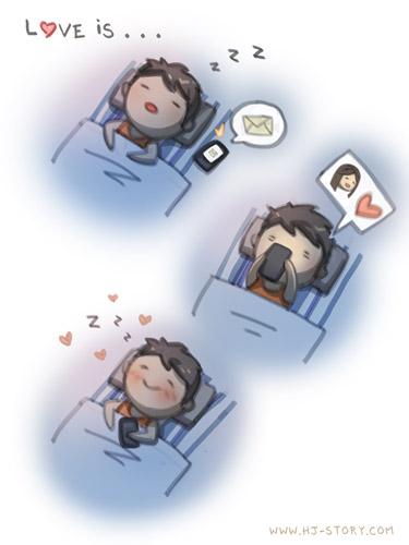 смс на ночь от любимой
