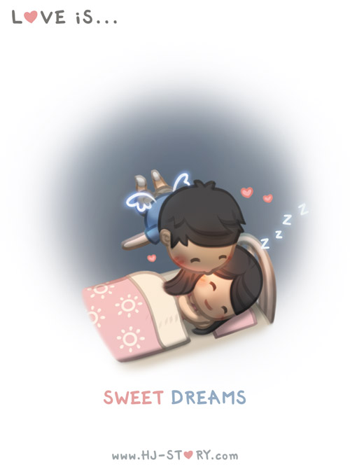 98. Sweet Dreams by hjstory