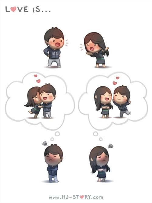 Meilė tai......