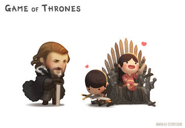 Game of Thrones by hjstory