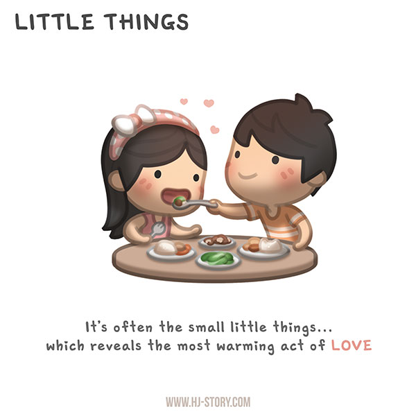 Little Things by hjstory