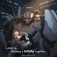 Love is... Future