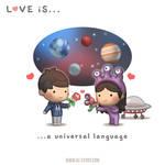 Love is... a universal language