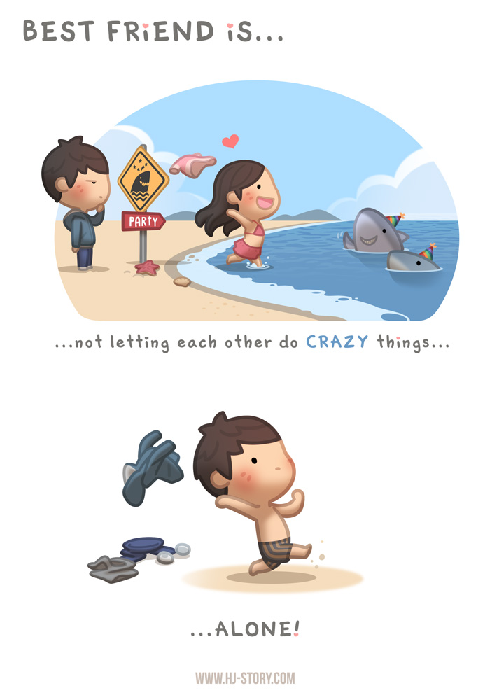 Charming BFF Ep.09 Best Friend Is...doing CRAZY Things! By Hjstory ...
