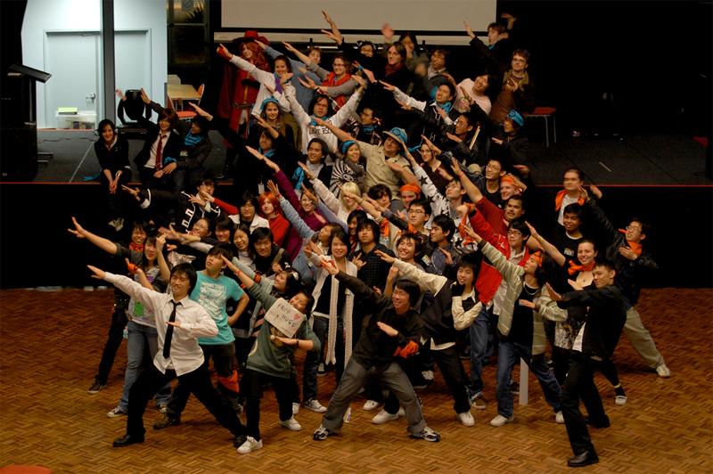 Team SMASH 2009 by SMASHcon