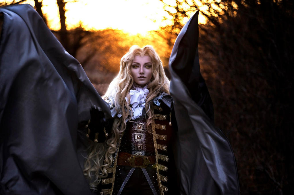 Alucard (Castlevania: Symphony of the Night ) by Adrian ...