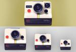 Polaroid Icon Set