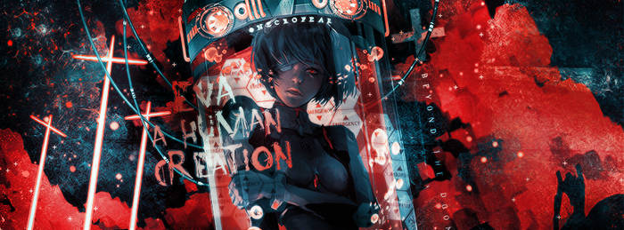 Rei Ayanami - Cover