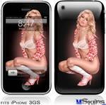 Garv-girl smart phone skin by GARV23