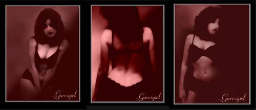 Christena Dark series