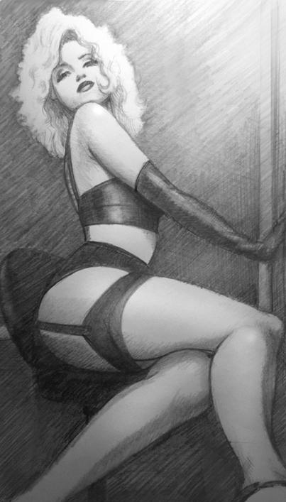 sketch 2013 by GARV23